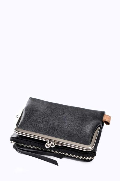 Baggy Port LKYP Tri-fold-purse black