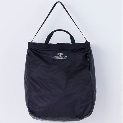 BAG'n'NOUN Camp pack black