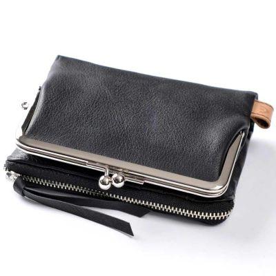 Baggy Port LKYP Tri-fold-purse black