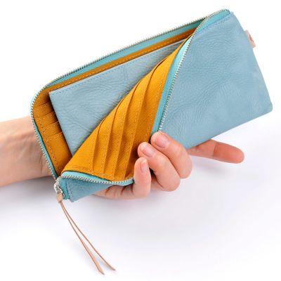 Baggy Port LKYP Wallet blue