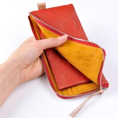 Baggy Port LKYP Wallet red