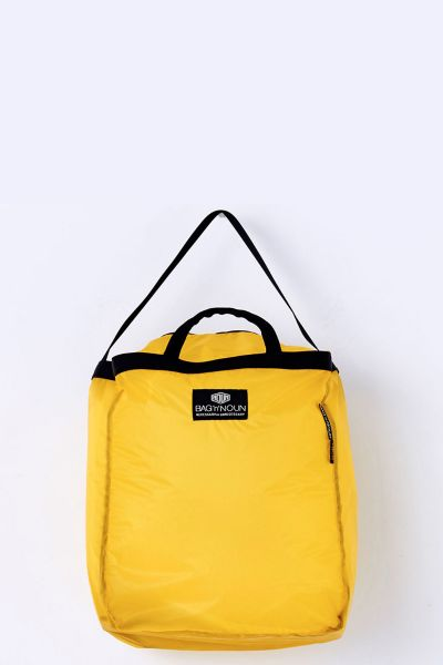 BAG'n'NOUN Camp pack yellow