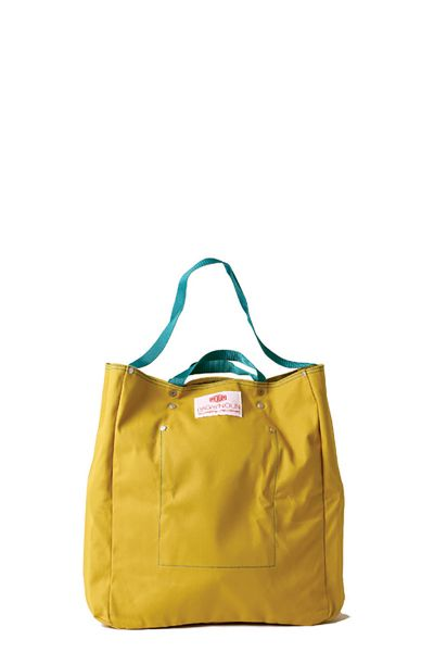 BAG'n'NOUN Canvas Toolbag mustard