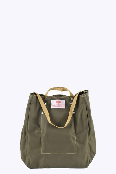 BAG'n'NOUN Canvas Toolbag olive
