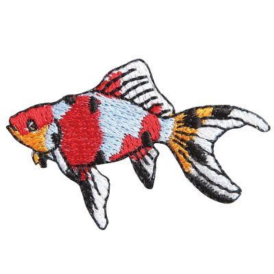 Patch Goldfisch Shubunkin