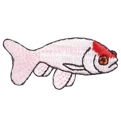Patch Goldfisch Gatoukou