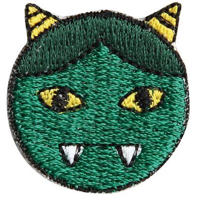Patch Devil green