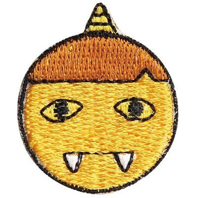 Patch Devil yellow