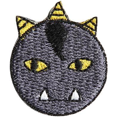 Patch Devil grey