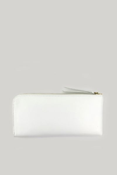 Baggy Port MUL Wallet white