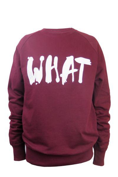 mmies Sweatshirt WHAT wine